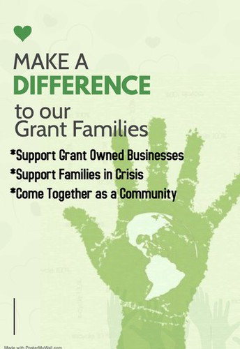 Support our Grant Families