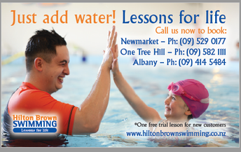 Hiilton brown Swim School