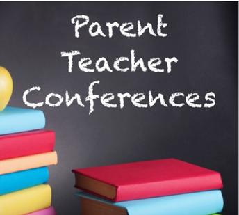 Parent Conferences- Thursday, Jan. 14th! Half Day!