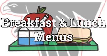 Veeder Breakfast & Lunch Menus