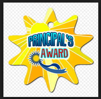 Friday, 1/26 Principal Pride Awards for 3rd, 4th & 5th