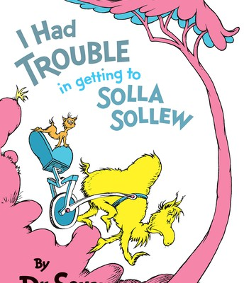 I Had Trouble Getting to Sollow Sellew