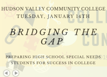 Bridging the Gap: Preparing High School Special Needs Students for Success in College