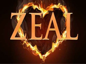 Virtue of the Month - Zeal
