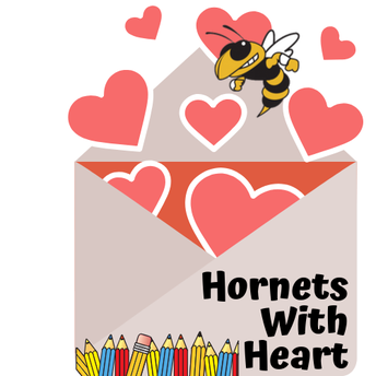 HORNETS WITH HEARTS