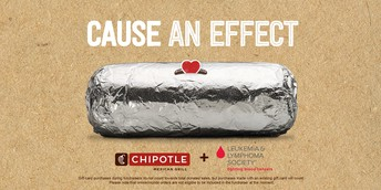 WHS Supports LLS Student Series Campaign With Help From Chipotle