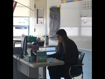 Ms. Gabovitch