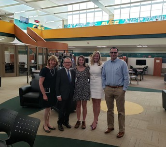Senior Receives Full-Ride Dewine Scholarship