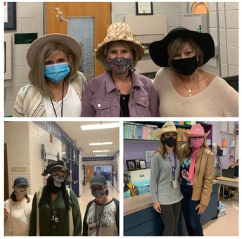 Hat Day at S.I.S.