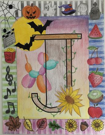 Hanford High School Artwork