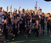 Congrats to our 5th Grade football champs!
