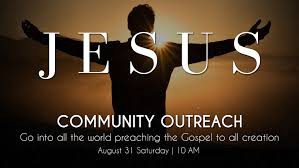 Missional Outreach to our Communities