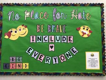 Bulletin Board by Mrs. Orlick