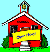 DIECK OPEN HOUSE Monday, August 27th , 6-7:00 PM