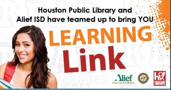 Partnership with Houston Public Library Continues!