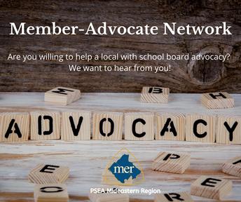 Member-Advocate Network