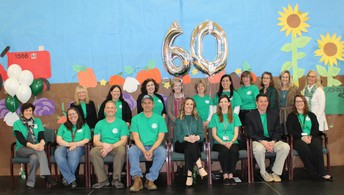 Celebrating 60 Years Of Service At Wolfsville