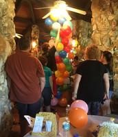Balloon Tower Activity - 2016