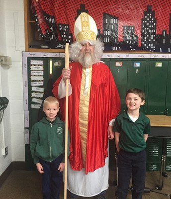 Feast of St. Nick