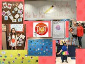 Some of the fun things and great outfits for Dot Day!