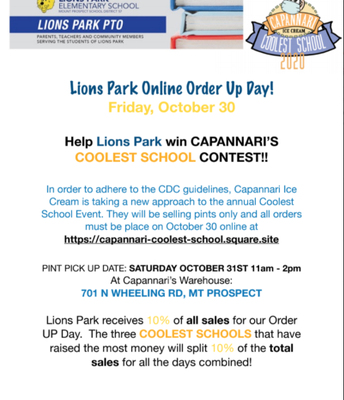 CAPANNARI COOLEST SCHOOL EVENT
