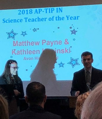 AP TIP-IN Science Teachers of the Year