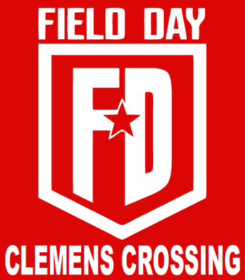 Order Field Day Tee-Shirts