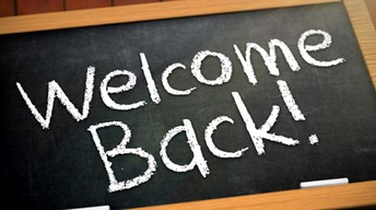 Happy New Year and Welcome Back to School!