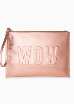 In Charge Pouch - Rose Gold