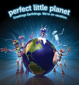 Perfect Little Planet at Longway Planetarium
