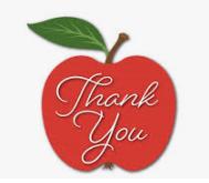 Teacher and Staff Appreciation