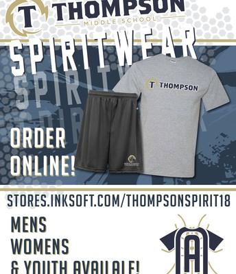 Thompson PTO Spiritwear