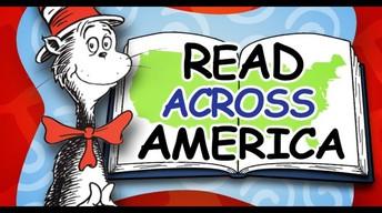It's Read Across America Week