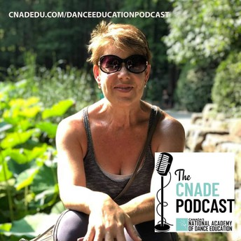Bonner featured on dance education podcast