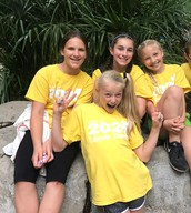 Fun times at the zoo!