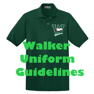 Order Uniform & Spirit Gear Info!