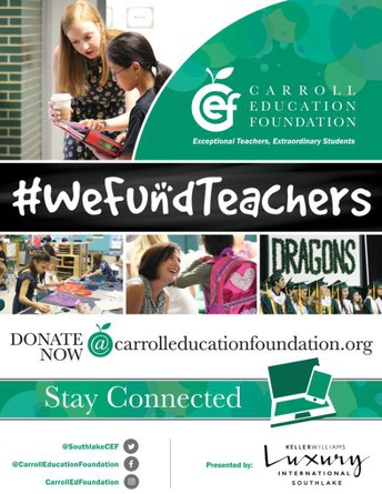 TEACHER FUND FOR ALL CISD CAMPUSES