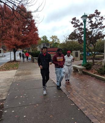Indiana University Campus Visit