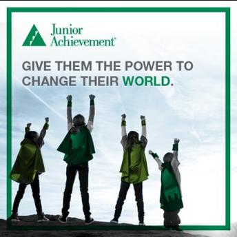 Junior Achievement (JA) Day                  on Thursday, February 22nd