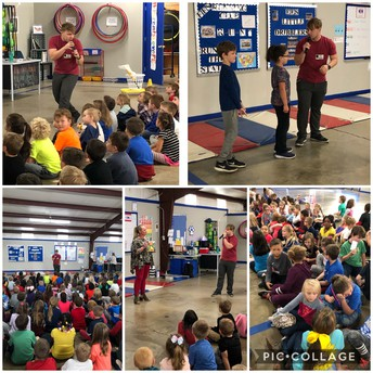 Author Visit- Timmy Bauer