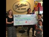Fenton's Fundraiser Update