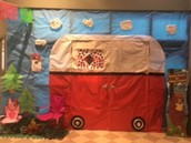 Happy Camper Book Fair!