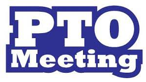 PTO Monthly Meeting