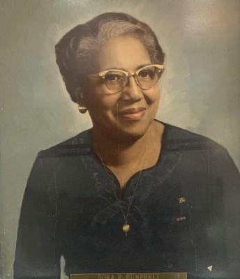 Dora  R. Humphrey