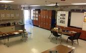 Special Education classroom at EHA