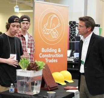 CTE Student Expo