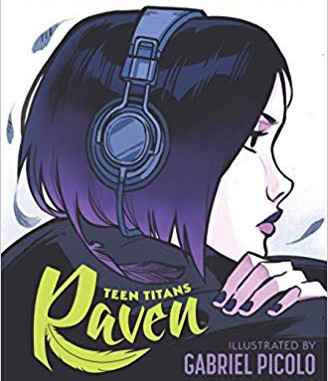 Teen Titans Raven by Kami Garcia