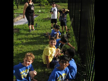 Cub Scouts Make a Difference