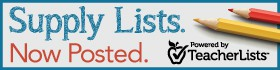 CCS School Supply List