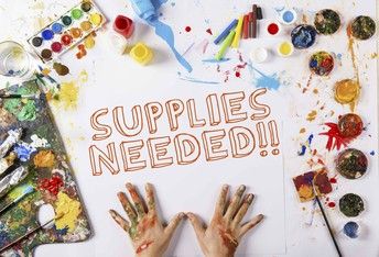 FPMS Art Supplies Needed!